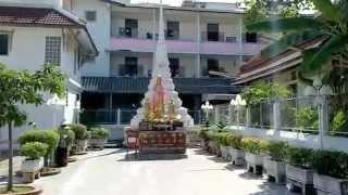 バンコク市内観光ワットマハン