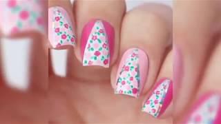 Curso de manicure - 20 Ideias de Unhas decoradas em 6 minutos