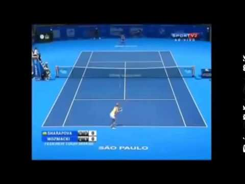 Synthesis Of The Funniest Moments In Tennis
