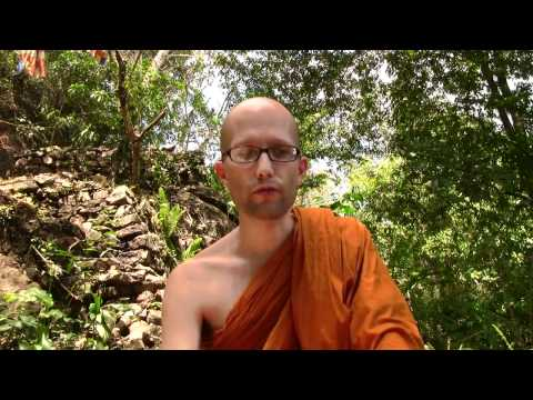 Ask A Monk: Helping Yourself vs. Helping the World