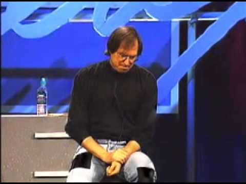 steve jobs - Steve Jobs at the 1997 WWDC. This is the question that contains an insult based on a question asked by someone else about 45 minutes earlier. See the first v...
