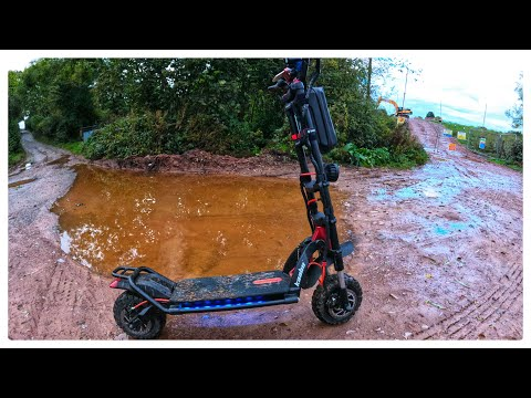 Kaabo Wolf Warrior 11 // The Beast Of E-Scooters