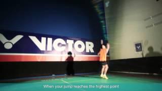 Video Badminton specific training (10) - Jump smash MP3, 3GP, MP4, WEBM, AVI, FLV Agustus 2018