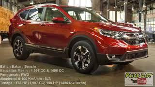 Video Daftar Harga Mobil Honda Terbaru Pertengahan Tahun 2017 untuk GIIAS MP3, 3GP, MP4, WEBM, AVI, FLV Agustus 2017