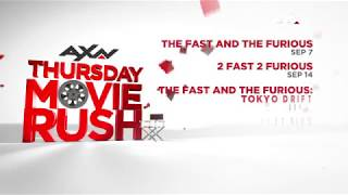 Nonton AXN's September Movie Rush (East Asia Feed) Film Subtitle Indonesia Streaming Movie Download