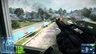 Battlefield 3 Multiplayer Gameplay LIVE Online - Launch Night Rush Gameplay (XBOX360/PS3/PC)
