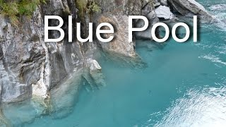 Haast New Zealand  city photos gallery : South Island of New Zealand :- Haast & Blue Pool