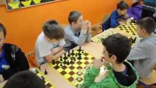 Szkolny Turniej Szachowy w SP Wojnicz