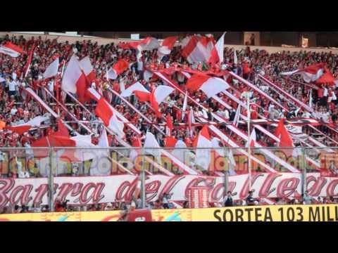 Independiente 0-0 Gimnasia | VENGO A ALENTAR DE CORAZÓN - La Barra del Rojo - Independiente