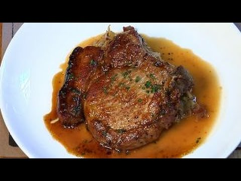 How To Make A Slow-Roasted Pork Chop