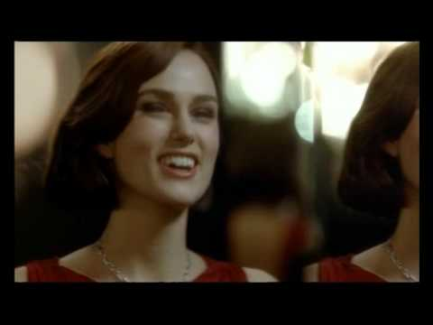 Sexy Keira Knightly Coco Chanel Perfume TV Spot