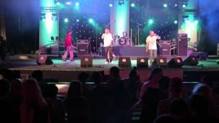 Cosy - Aerul din oras feat. Pistol (LIVE) 2012
