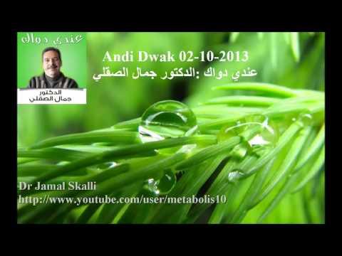 Dr Jamal Skali : Andi Dwak 02-10-2013 عندي دواك : الدكتور جمال الصقلي (видео)