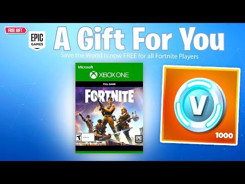 The Fortnite Save The World Free Release Minecraftvideos Tv