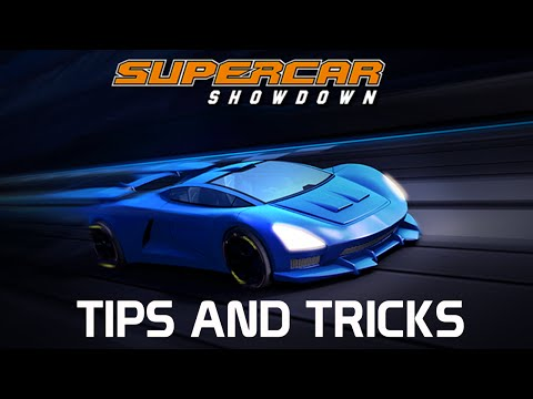 Supercar Showdown Tips & Tricks Thumbnail