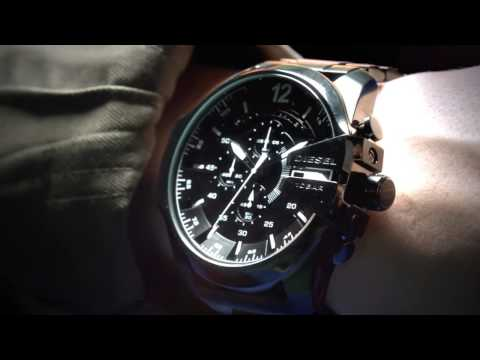 Montres Diesel : Collection Mega Chief