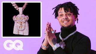 Video Smokepurpp Shows Off His Insane Jewelry Collection | GQ MP3, 3GP, MP4, WEBM, AVI, FLV Juni 2019