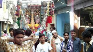Jhansi India  city photo : Muharram procession Jhansi India 2011