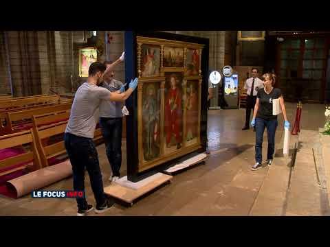 Art: New life for the Saint Devota altarpiece