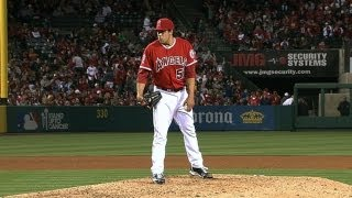 Michael Roth's MLB Debut