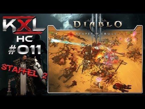 Diablo 3 [2.0.3] [Hardcore][HD+] #011 - Das leidige Thema Frauen und Abnehmen ➥ Let's Play
