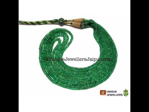 Wholesale Precious Gemstone Beads | Emerald , Rudy , Sapphire & Multi Precious Beads