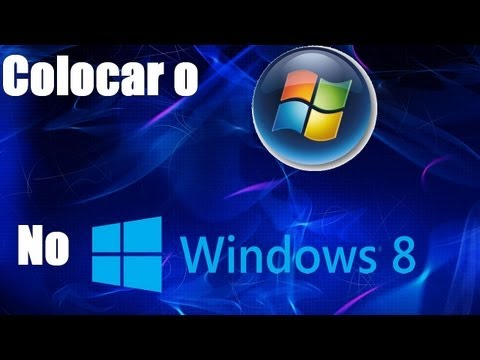 Como colocar o Menu Iniciar no Windows 8 - Start 8