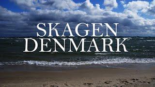 The Incredible Colours Of Skagen Odde, Denmark