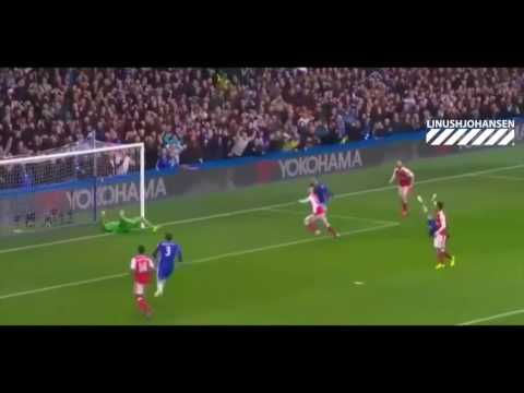 Marcos Alonso   First 5 Goals For Chelsea FC   HD