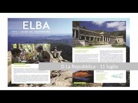 Campagna di comunicazione 2015 - Gestione Associata Turismo dell'Isola d'Elba