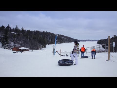 Snow Tubing - A Pure Michigan Winter
