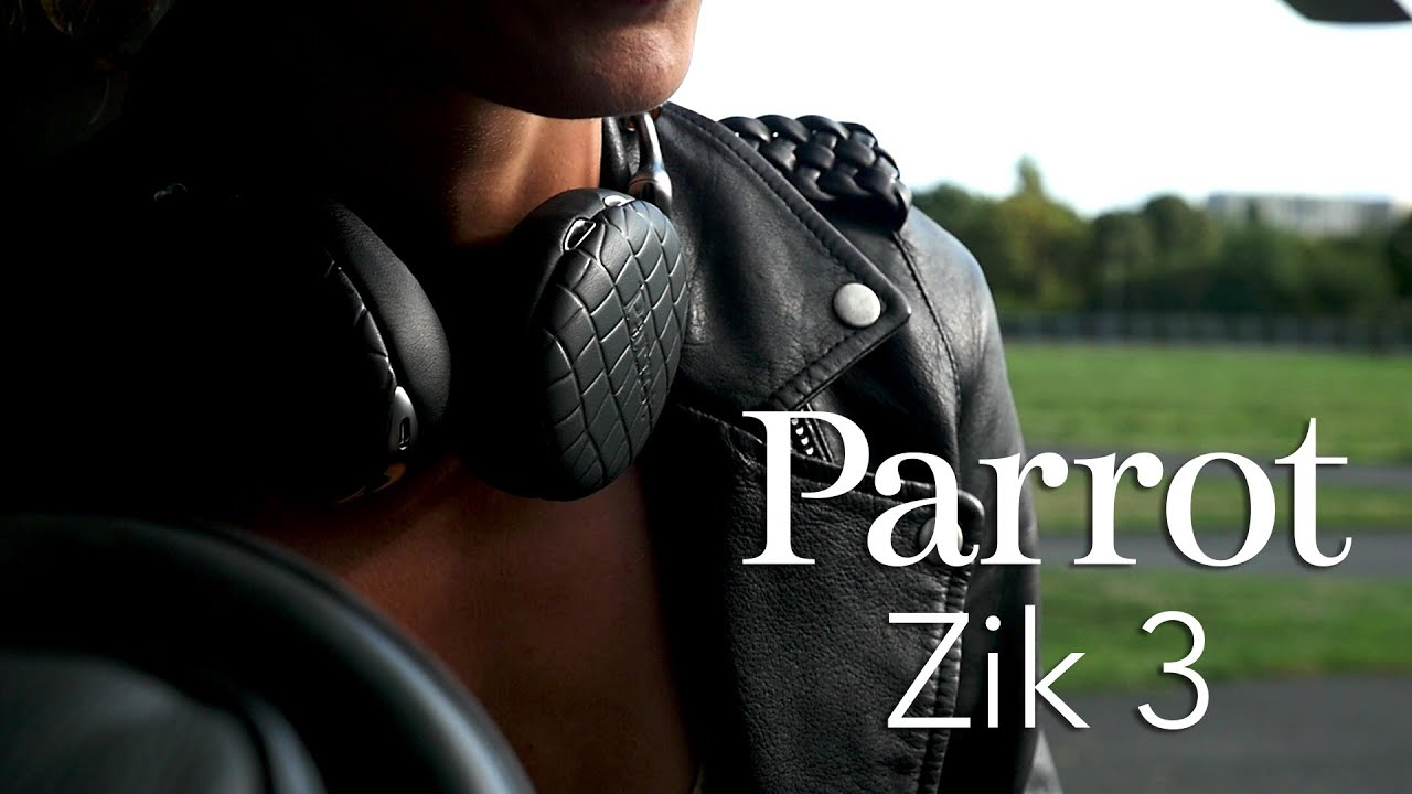 Parrot Zik 3 Headphones will come with Wireless Charging
