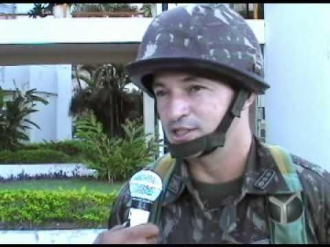 Exercito - Operação Guardiões