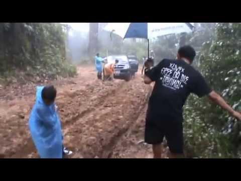 คลิปวีดีโอ ทริปทดสอบ REVO 4WD ผ่าดอยสู่อมก๋อย