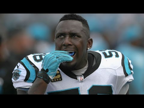 Carolina Panthers LB Thomas Davis suspended 2 games for hit on Davante Adams of Green Bay Packers