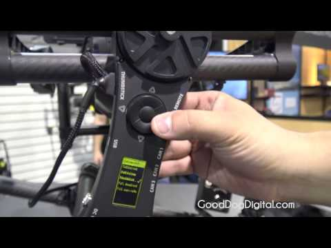 <p>Short video material from NAB 2015.</p>