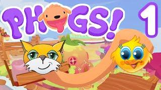 PHOGS! - WE ARE SAUSAGE DOGS!!! : Stampy & Sqaishey ~ 1
