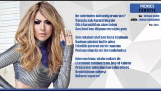 Hadise - Prenses (Lyric Video) 2014