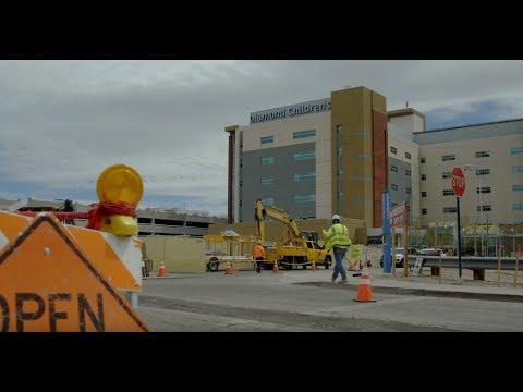 The NECA/IBEW Powering America Team Work on State of the Art Hospital in Tucson