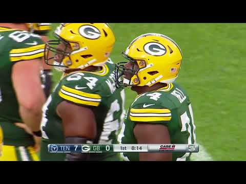 Green Bay Packers   Tennessee Titans 09 08 18