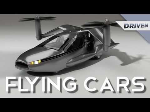 technobuffalo - Terrafugia announces plans for the new TFX a.k.a. Flying Car! Jon Rettinger gives you the lowdown on Maserati and their new and fiery cars coming out, includ...