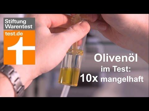 Test Olivenöl: Der Extra-Bluff