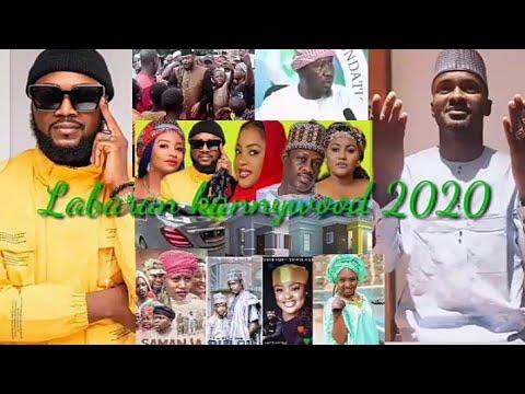 Labaran kannywood 2020, Adam zango, Aminu Saira, Hannatu Bashir, da sauransu