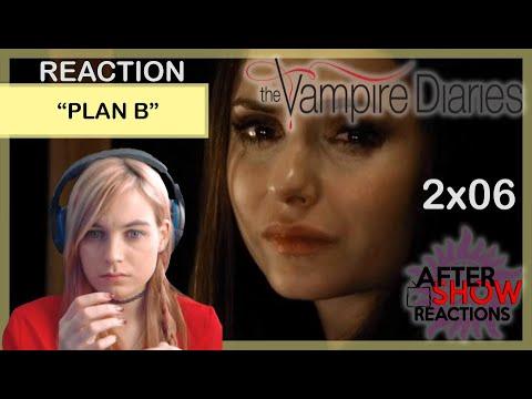 "The Vampire Diaries 2x06 - ""Plan B"" Reaction"