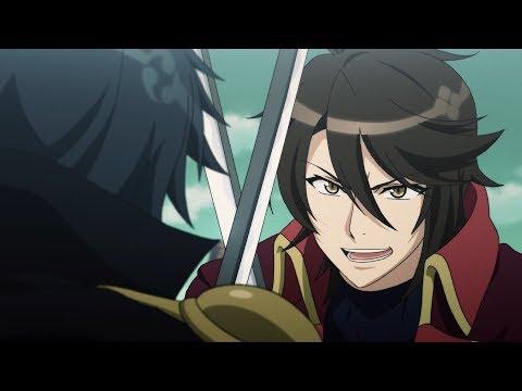 Fall Sci-fi Action Anime Bakumatsu Reveals Characters!