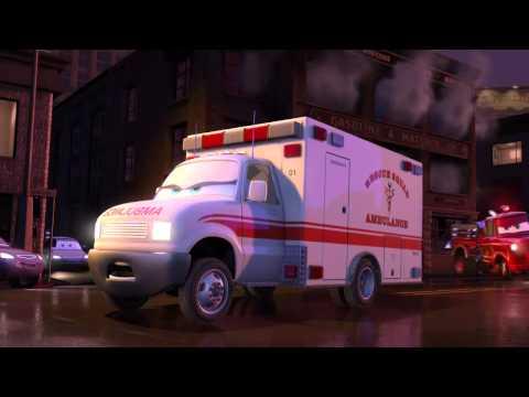 Cricchetto pompiere provetto - Cars Toons