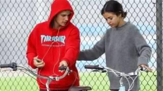 Justin & Selena   Say you won't let go