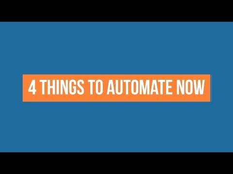 4 things to automate with Ahrefs: rank tracking, new & lost backlinks, brand mentions