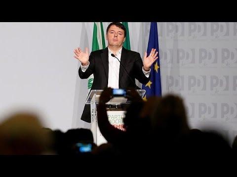 Ιταλία: Παραιτήθηκε από την ηγεσία του κόμματος των Δημοκρατικών ο Ματέο Ρέντσι
