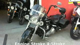 2. 2004 Harley-Davidson Road King Base Specification and Specs